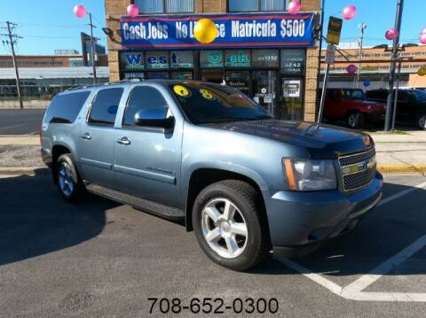2008 Chevrolet Suburban for sale at West Oak in Chicago IL