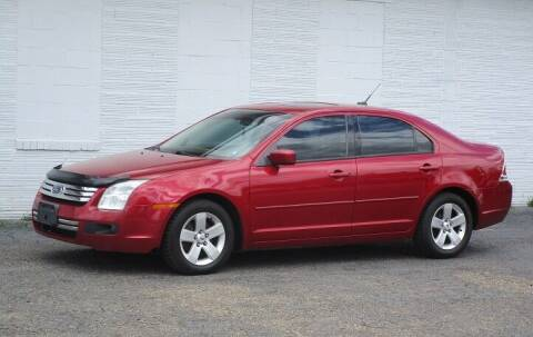 2008 Ford Fusion for sale at Kohmann Motors & Mowers in Minerva OH