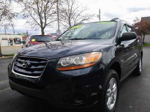 2011 Hyundai Santa Fe for sale at Oak Hill Auto Sales of Wooster, LLC in Wooster OH