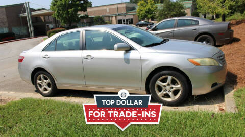 2008 Toyota Camry for sale at NORCROSS MOTORSPORTS in Norcross GA