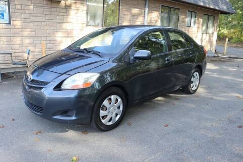 2007 Toyota Yaris for sale at Yaab Motor Sales in Plaistow NH