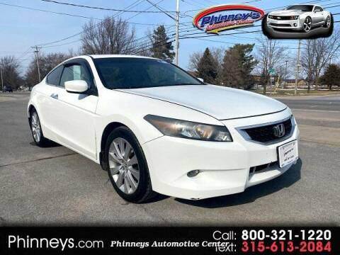 2008 Honda Accord for sale at Phinney's Automotive Center in Clayton NY