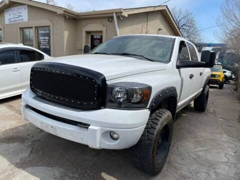 2006 Dodge Ram Pickup 2500 for sale at His Motorcar Company in Englewood CO