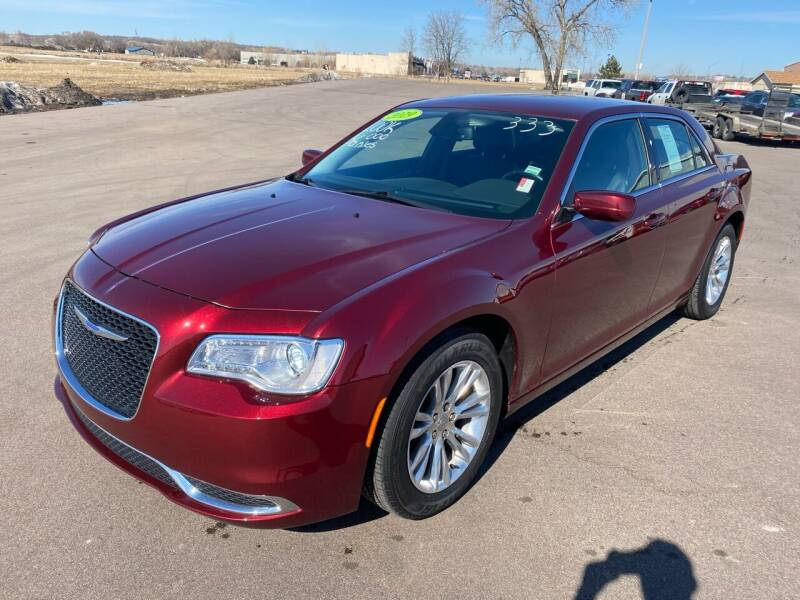 2019 Chrysler 300 for sale at De Anda Auto Sales in South Sioux City NE
