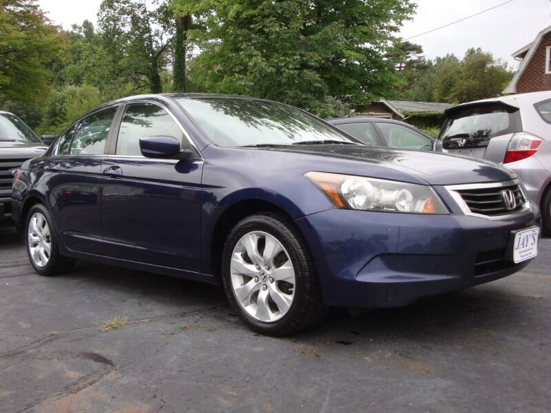 2009 Honda Accord for sale at Jay's Auto Sales Inc in Wadsworth OH