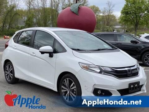 2019 Honda Fit for sale at APPLE HONDA in Riverhead NY