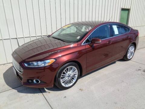 2016 Ford Fusion for sale at De Anda Auto Sales in Storm Lake IA