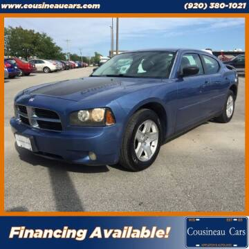 2007 Dodge Charger for sale at CousineauCars.com in Appleton WI