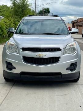 2010 Chevrolet Equinox for sale at Suburban Auto Sales LLC in Madison Heights MI