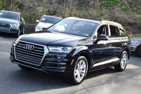 2017 Audi Q7 for sale at Automall Collection in Peabody MA