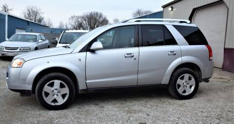 2007 Saturn Vue for sale at PINNACLE ROAD AUTOMOTIVE LLC in Moraine OH