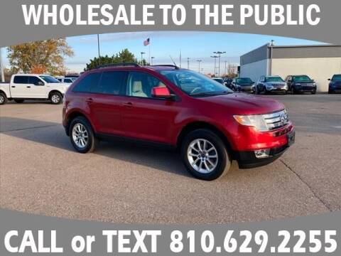 2009 Ford Edge for sale at LASCO FORD in Fenton MI