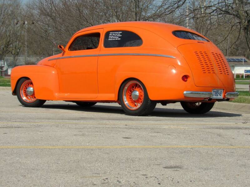1948 Ford Custom for sale at KC Classic Cars in Kansas City MO