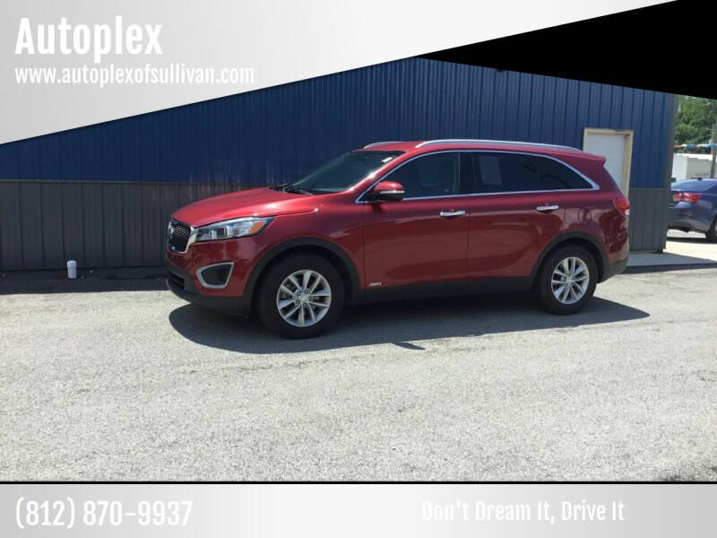 2016 Kia Sorento for sale at Autoplex in Sullivan IN