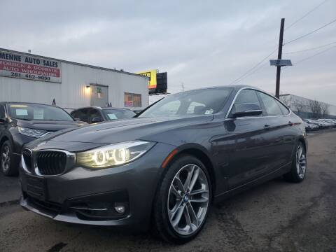2017 BMW 3 Series for sale at MENNE AUTO SALES in Hasbrouck Heights NJ