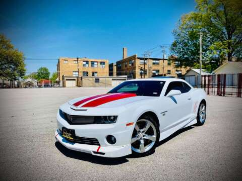 2010 Chevrolet Camaro for sale at ARCH AUTO SALES in St. Louis MO