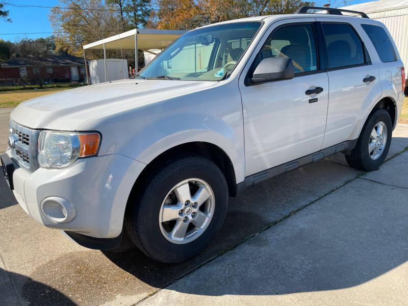 2010 Ford Escape for sale at Platinum Plus Auto Sales in West Monroe LA