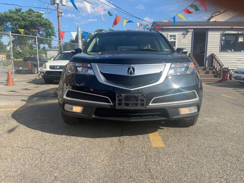 2010 Acura MDX for sale at Metro Auto Sales in Lawrence MA