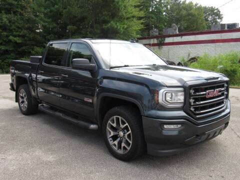 2018 GMC Sierra 1500 for sale at Discount Auto Sales in Pell City AL