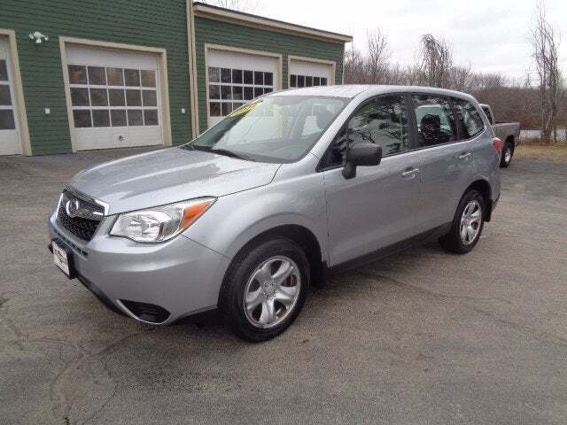 2014 Subaru Forester for sale at SCHURMAN MOTOR COMPANY in Lancaster NH