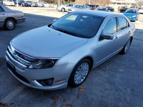 2011 Ford Fusion Hybrid for sale at Bachrodt on State in Rockford IL