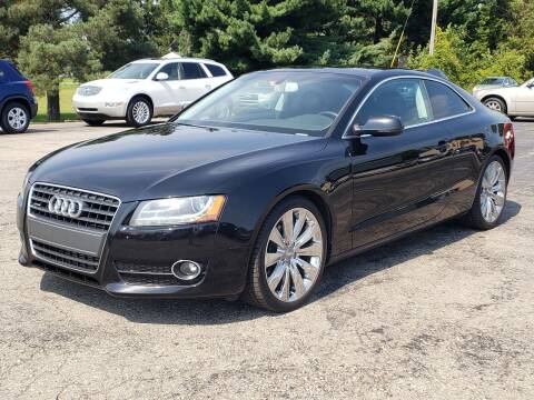2011 Audi A5 for sale at Thompson Motors in Lapeer MI