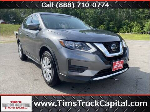 2018 Nissan Rogue for sale at TTC AUTO OUTLET/TIM'S TRUCK CAPITAL & AUTO SALES INC ANNEX in Epsom NH