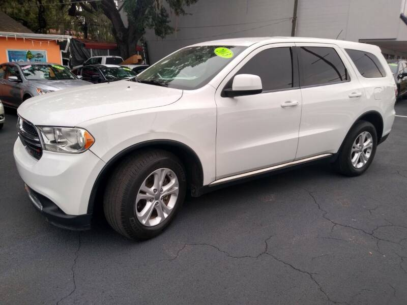 2013 Dodge Durango for sale at Gold Motors Auto Group Inc in Tampa FL
