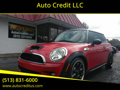 2010 MINI Cooper for sale at Auto Credit LLC in Milford OH