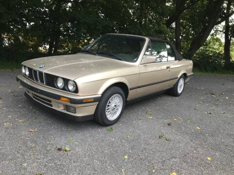 1992 BMW 3 Series for sale at LEB-MYER MOTORS in Lebanon PA