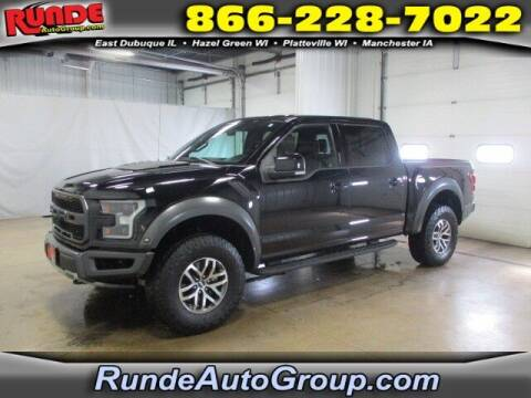 2017 Ford F-150 for sale at Runde Chevrolet in East Dubuque IL