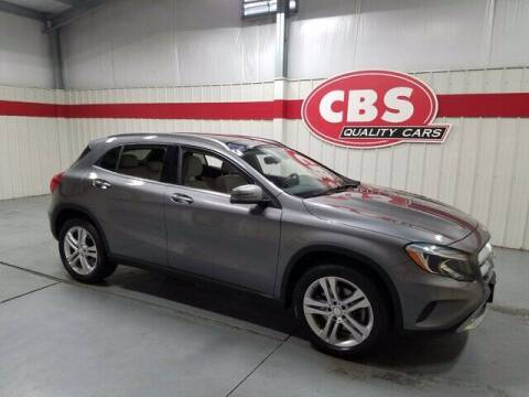 2016 Mercedes-Benz GLA for sale at CBS Quality Cars in Durham NC