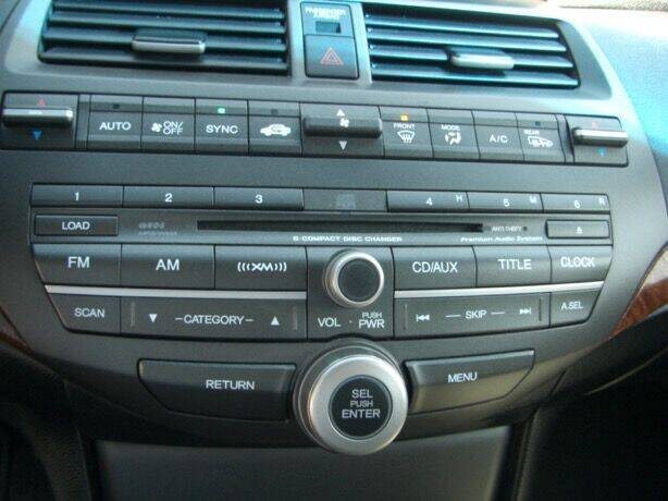 2012 Honda Accord EX-L 4dr Sedan - Simpsonville SC