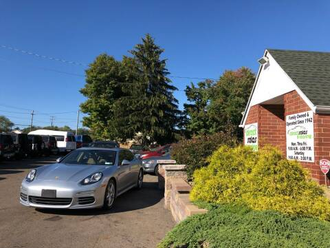 2015 Porsche Panamera for sale at Direct Sales & Leasing in Youngstown OH