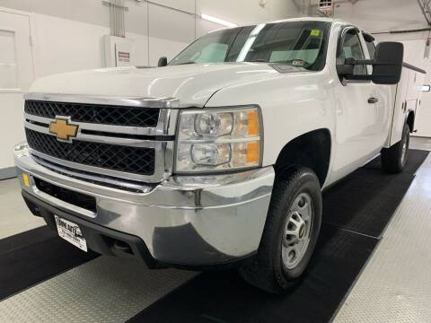 2013 Chevrolet Silverado 2500HD for sale at TOWNE AUTO BROKERS in Virginia Beach VA