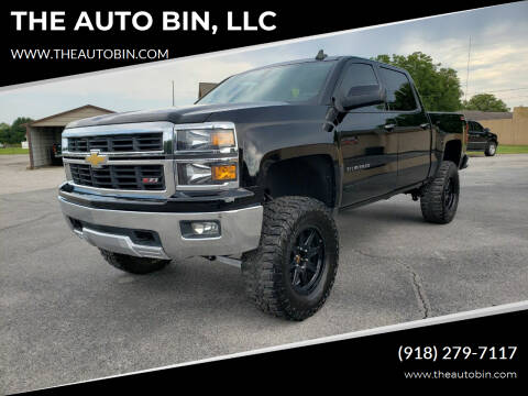 2015 Chevrolet Silverado 1500 for sale at THE AUTO BIN, LLC in Broken Arrow OK