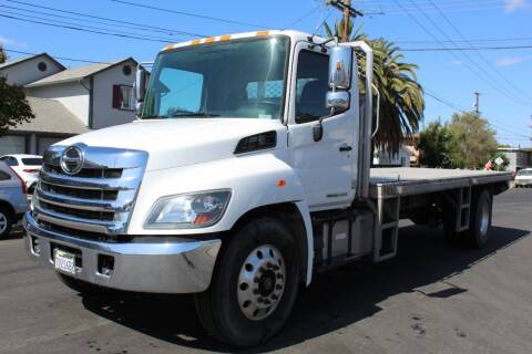 2018 Hino 338 for sale at CA Lease Returns in Livermore CA