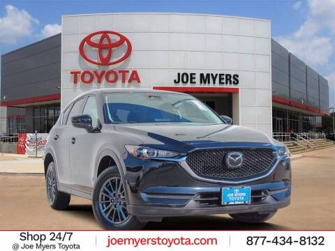 2019 Mazda CX-5 for sale at Joe Myers Toyota PreOwned in Houston TX