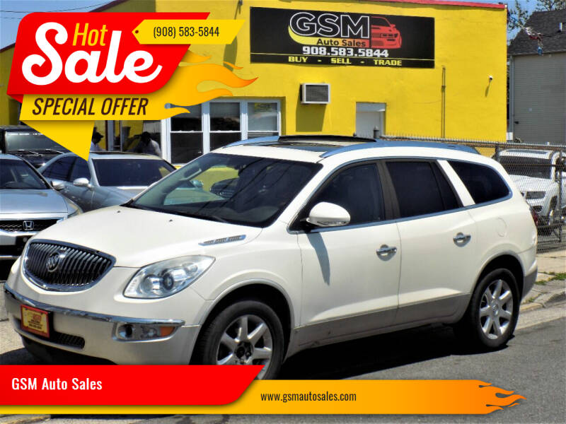 2009 Buick Enclave for sale at GSM Auto Sales in Linden NJ