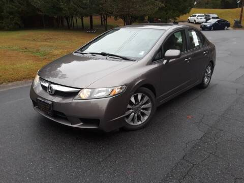 2010 Honda Civic for sale at Don Roberts Auto Sales in Lawrenceville GA