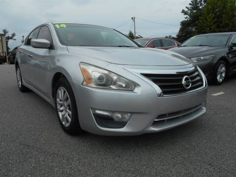 2014 Nissan Altima for sale at AutoStar Norcross in Norcross GA