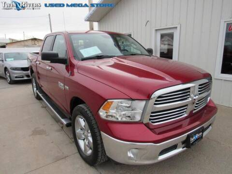 2013 RAM Ram Pickup 1500 for sale at TWIN RIVERS CHRYSLER JEEP DODGE RAM in Beatrice NE