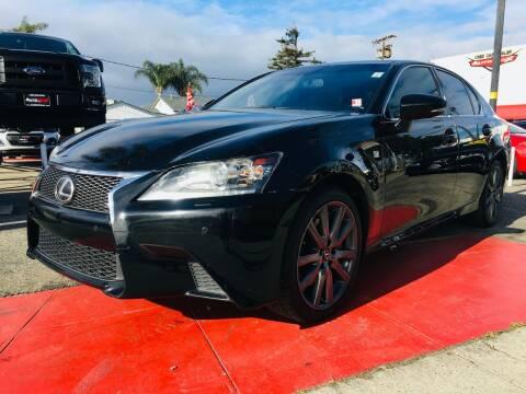 2013 Lexus GS 350 for sale at Auto Max of Ventura in Ventura CA