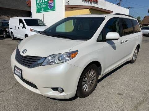 2016 Toyota Sienna for sale at Auto Ave in Los Angeles CA