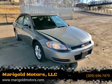 2008 Chevrolet Impala for sale at Marigold Motors, LLC in Pekin IL