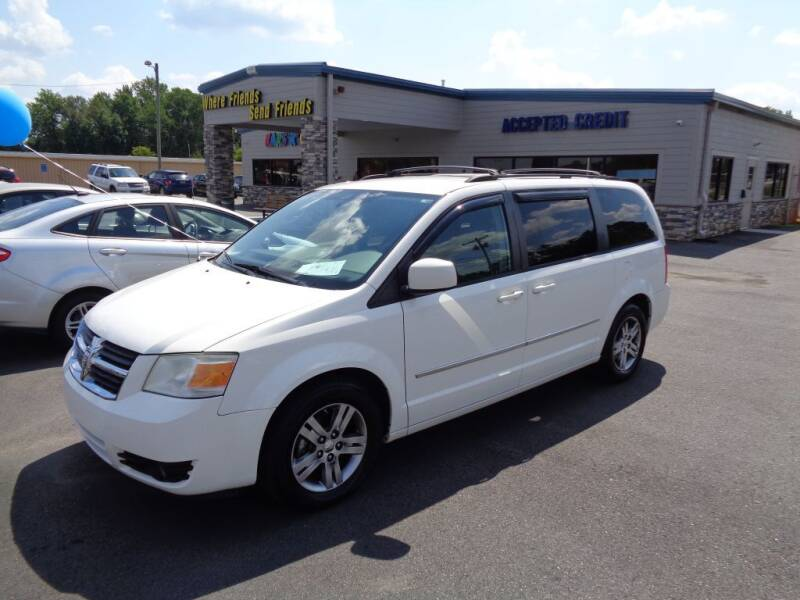 2010 Dodge Grand Caravan for sale at KARS R US of Spartanburg LLC in Spartanburg SC
