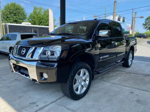 2010 Nissan Titan for sale at Michael's Imports in Tallahassee FL