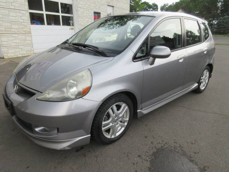 2008 Honda Fit for sale at BOB & PENNY'S AUTOS in Plainville CT
