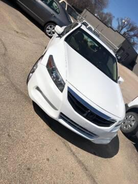 2011 Honda Accord for sale at Ramsey Auto Sales in Wichita KS