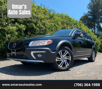 2015 Volvo XC70 for sale at Omar's Auto Sales in Martinez GA